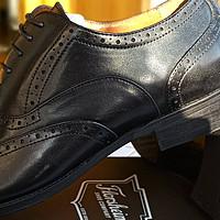 亚马逊海外淘购入 Florsheim 富乐绅布洛克皮鞋晒单