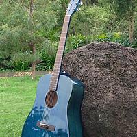 音质不凡,桃花心单板民谣吉他评测