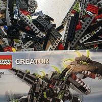 迟到10年的旗舰—Lego 乐高 4958 机械三合一恐龙