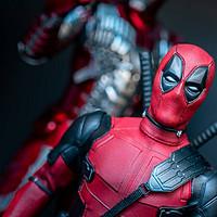 收藏的乐趣 篇三十四:我就是贱,你来打我呀!Hot Toys 死侍 Deadpool 2.0 开箱