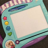 宝宝的第一块涂鸦板:迪士尼彩色磁性写字板开箱