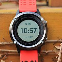 跑步装备谁最强 篇二:双11斩获的运动手表,性价比首选:咕咚(codoon)GPS智能运动手表S1