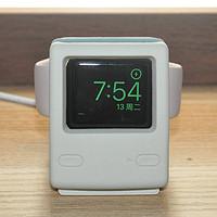 elago iMac G3果冻造型 Apple Watch 充电底座