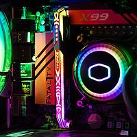 高频内存对性能提升几何:十铨 王者之剑 RGB 3600MHz 电竞内存测评体验