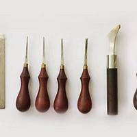 怪蜀黍教你做包包 篇三:手工皮具常用入门级工具