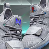重返游戏:Play Station X Nike PG 2.5正式公布!