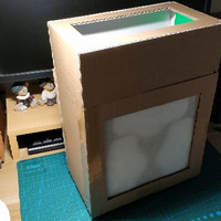 中毒DIY空气净化器,先弄个1.0解毒