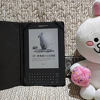 怀旧系列——购入最保值的电子产品_Kindle3电子书