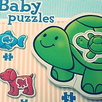 宝贝的第一款拼图——EDUCA 西班牙进口儿童拼图开箱