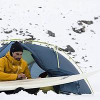 JackWolfskin 狼爪防水700蓬鸭绒男士羽绒三合一滑雪服