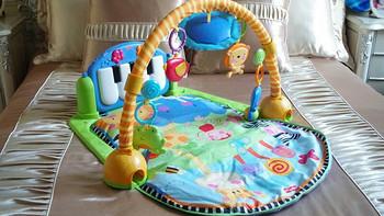 这款玩具宝宝从出生玩到会坐都兴趣不减!