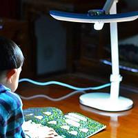 这个台灯儿子很喜欢——明基MindDuo智能护眼灯使用感受