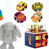 玩法百变 安全又放心 心头好物分享之宝宝玩具篇(0-3岁)