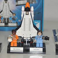 单反毁一生,LEGO穷三代 篇一百一十四:LEGO 乐高 Ideas 21312 WOMEN OF NASA 美国航天局的女英雄们