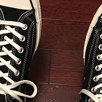 胖胖买的鞋 篇四:经典百搭的Converse All Star 70