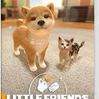 重返游戏:NS新作《小伙伴 狗与猫》公开