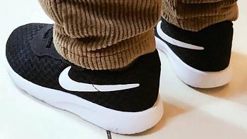 给我儿子买双鞋:Nike 耐克 TANJUN 婴童运动鞋开箱