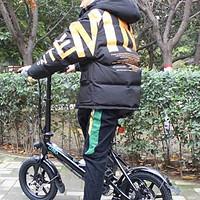 FIIDO D3电动自行车上手简评:这或许是最理念的短途出行工具
