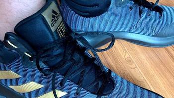 Adidas 阿迪达斯 Pro Elevate 2018 男子 篮球鞋AP9834,开箱简评