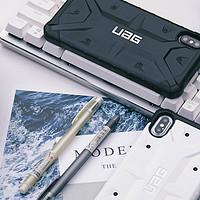 硬气:UAG 苹果iPhone Xs Max 探险者系列 白色保护壳
