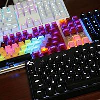 不负众望的Logitech 罗技 G610 机械键盘开箱简评