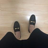 我的皮鞋新宠——UNISA之GUCCI乐福鞋平价款