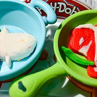 做一顿彩泥大餐! 培乐多彩泥 创意厨房系列嗞嗞炉灶套装晒单