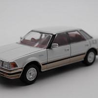 TOMICA 多美卡 TLV 丰田皇冠 Toyota Crown Royal 开箱晒单