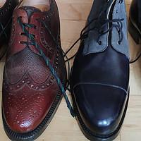红蓝cp,为信仰充值—Vass & Enzo Bonafe手工鞋开箱
