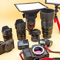 摄影菜鸟的装备升级之路及使用心得