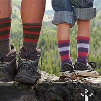天冷就就像买点保暖的—Balega 倍佳 马海毛专业跑步袜+SmartWool PhD羊毛跑步袜