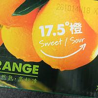 农夫山泉有点甜,农夫山泉17.5°橙 酸甜适中