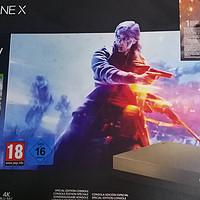 小白玩主机之一:黑五亚马逊海外购Xbox One X 1TB Battlefield V首晒收货纪实