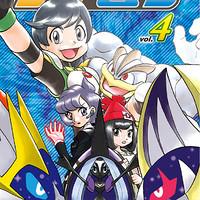 重返宝可梦:剧场版蓝光发售,特别篇漫画新单行本