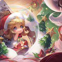 重返游戏:《王者荣耀》蔡文姬限定皮肤明日上线 最好的圣诞礼盒