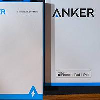 """双十一买的,到双十二才发的""""真香""""---ANKER新版二合一充电宝"""