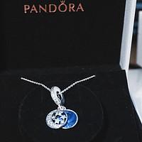 PANDORA潘多拉 星海之辰 吊坠项链 圣诞礼物 开箱