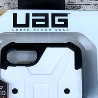 UAG iPhone8/7/6S 通用(4.7英寸屏) 防摔手机壳 探险者系列 开箱简评