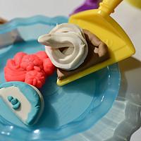 水果,奶油和派!  培乐多彩泥B3398 奇趣派晒单