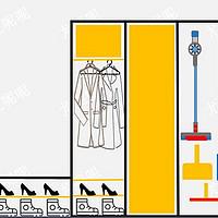结合玄关六大功能的实用设计建议