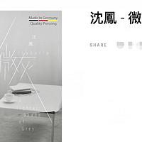 HIFI CD 和音美声 香港女声 沈凤 《微灰》 处女作开箱