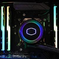 不够!我要再提升至少10%!酷冷至尊 ML360R RGB一体水冷开箱上机测试