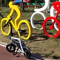 家庭第一辆电动助力车—HIMO 喜摩 V1 电动助力自行车