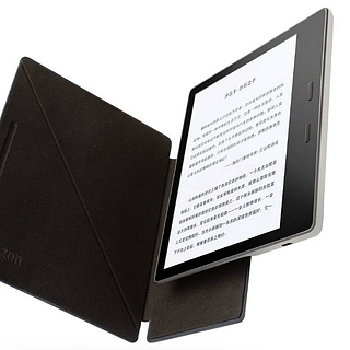 Kindle Oasis 2代开箱及与Kindle Paperwhite 2比较