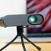 哄娃神器,想投哪就投哪,Acer 宏碁 C200便携投影仪开箱!