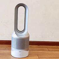 我在Dyson旗舰店买了一台翻新的HP00暖风扇