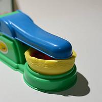绘儿乐彩泥初体验!绘儿乐(Crayola)欢乐意面制作机套装晒单