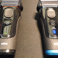 BRAUN 博朗 5系5040S开箱与日版5030S对比