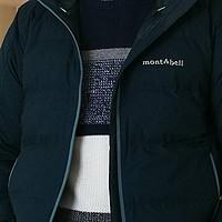 御寒应季装—日本直邮MontBell Permafrost Light Down超轻羽绒服