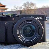 口袋便携相机竟然也能获得高画质?松下LX100 II上手体验